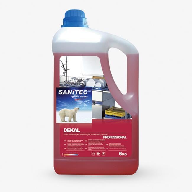 Sanitec DEKAL katlakivieemaldaja Image