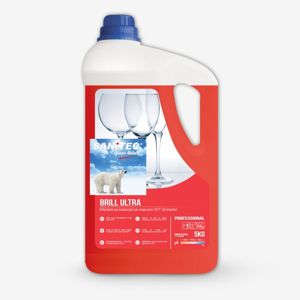 Sanitec BRILL ULTRA 5kg Image