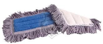 Antibakteriaalne mikrokiudmopp niiskepuhastuseks Dan-Mop Quick Antibac 40cm ja 60cm Image