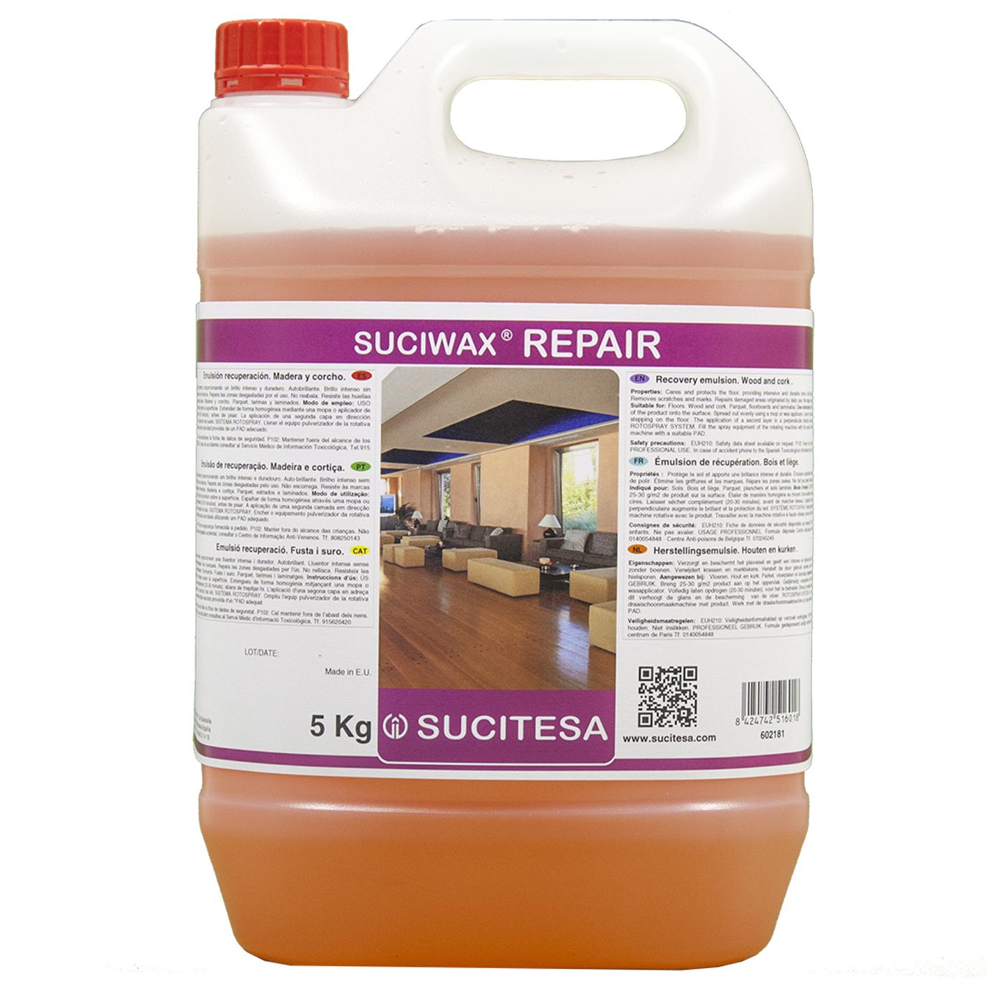 SUCIWAX REPAIR Image